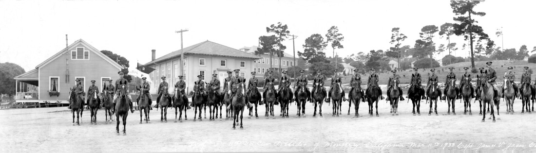 11th Cavalry 1901 to 1941
