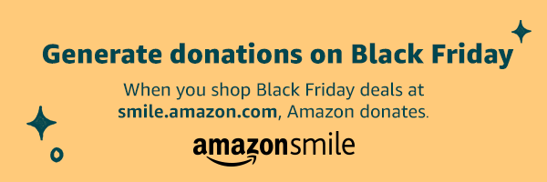 Amazon Smile Black Friday Link