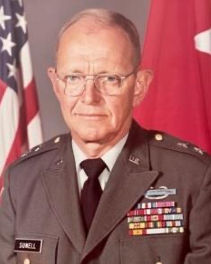 Major General (Ret.) Robert John Sunell
