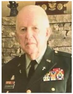 Chaplain (Colonel) John W. Schumacher