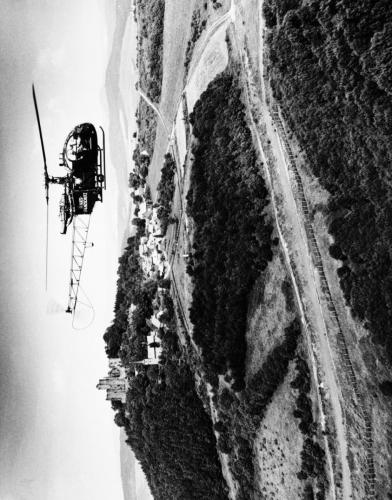 German Border-German helicopter along-(Wegeman)(Traum von Fl