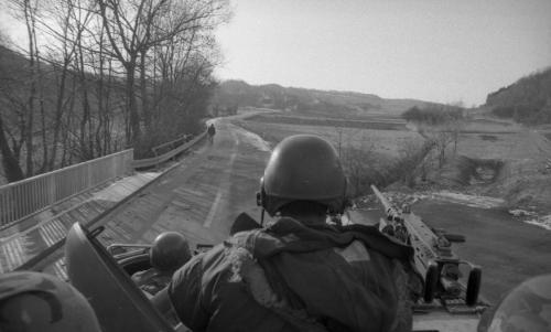 German border-US patrols along-Bad Hersfeld-(C 8170)-Feb (3)